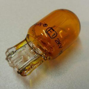 582 Amber 12v 21w bulb