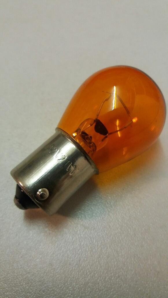 343 Amber 21w bulb