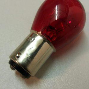 380 Red 12v 21/5w bulb
