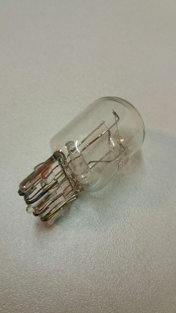 580 Wedge 12v 21/5w bulb