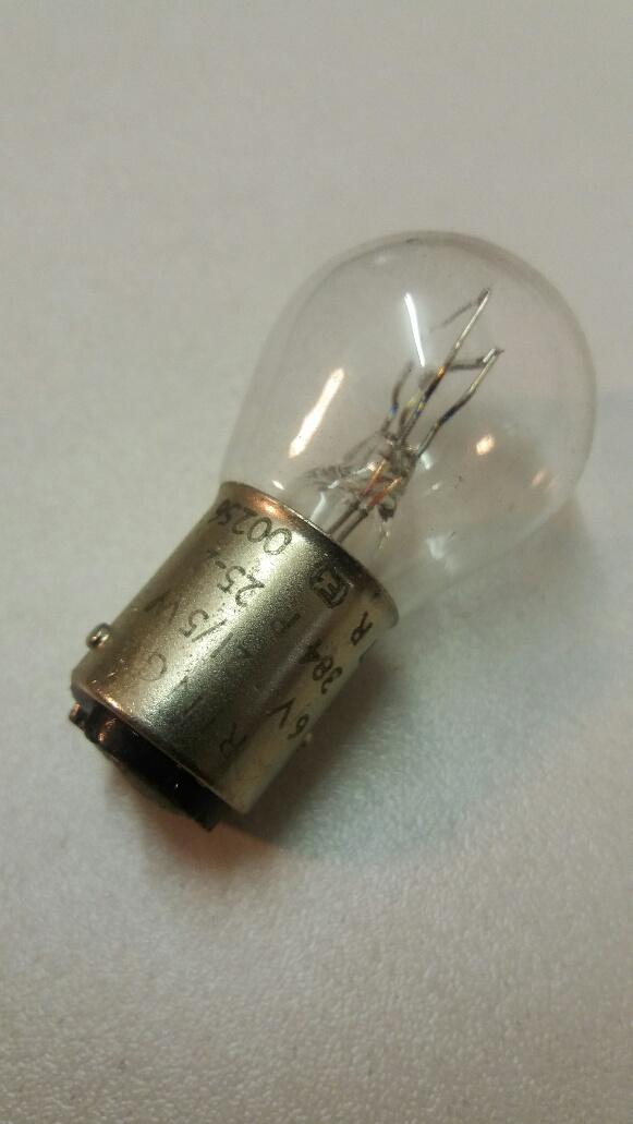 384 6v 21/5w bulb