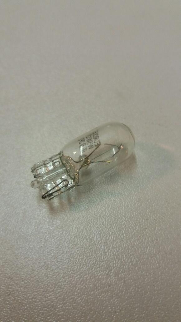 501 12v 5w bulb