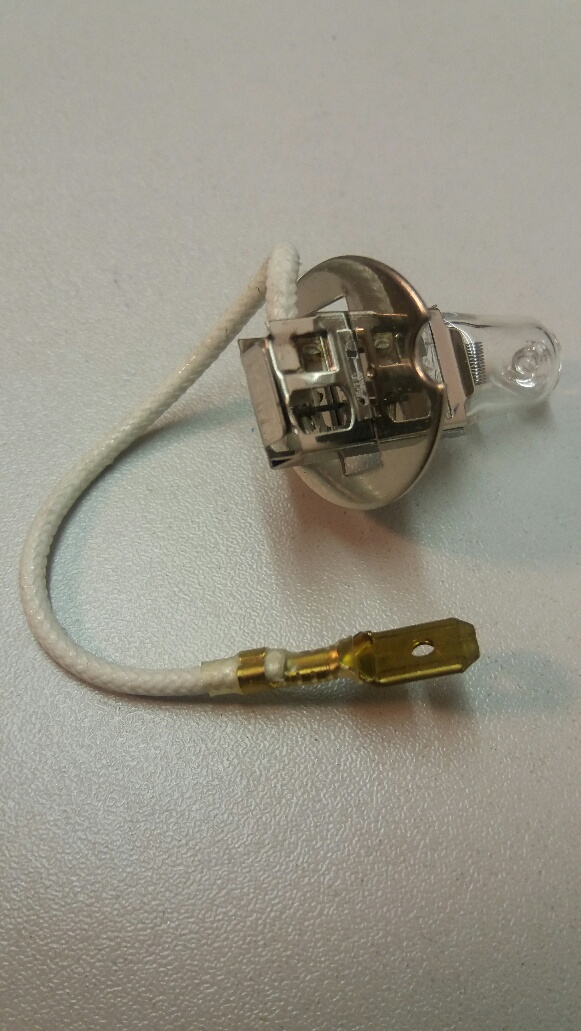 483 H3 12v 100w bulb