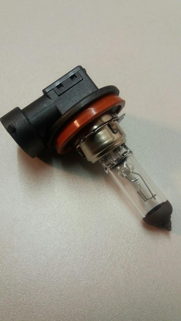 711 H11 12v 55w bulb