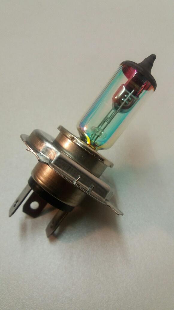 472 H4 12v blue bulbs